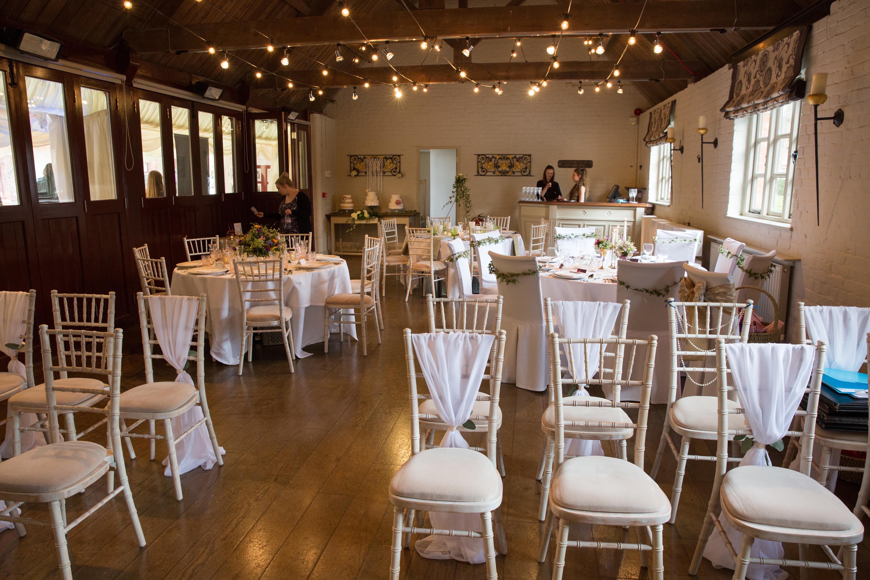 ceremony room at waddesdon