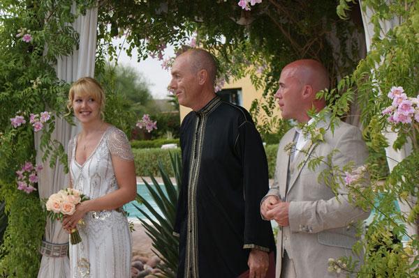 Our Bride Lorna in Jenny Packham Eden in Platinum