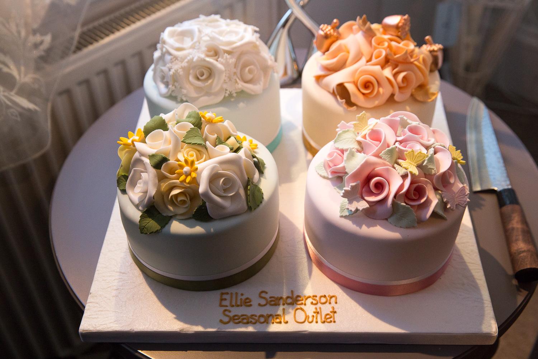 Seasonal Outlet Cakes