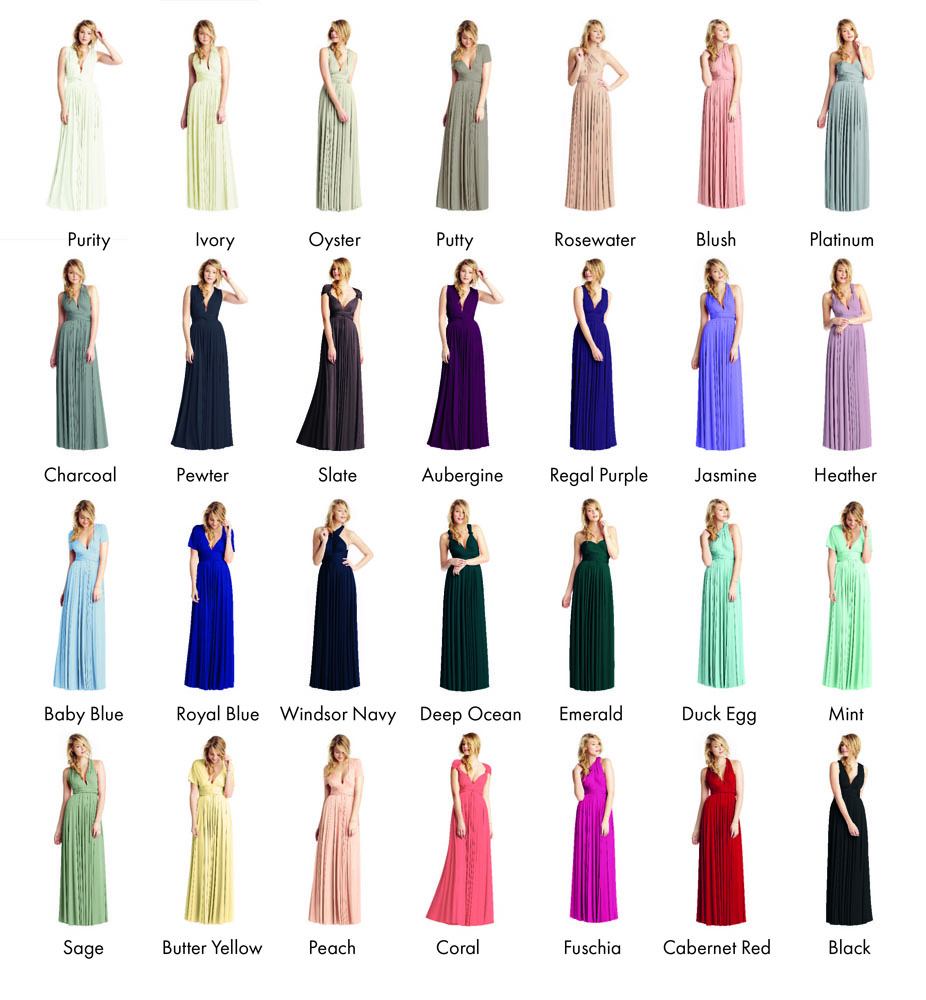 Formal dress colours gallery dresses design ideas two birds bridesmaids ellie sanderson the collection jamnikfo gallery ombrellifo Images