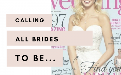 Calling all brides to be…