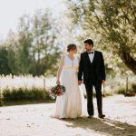 Ellie Sanderson real life bride