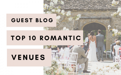 Top 10 most romantic wedding venues