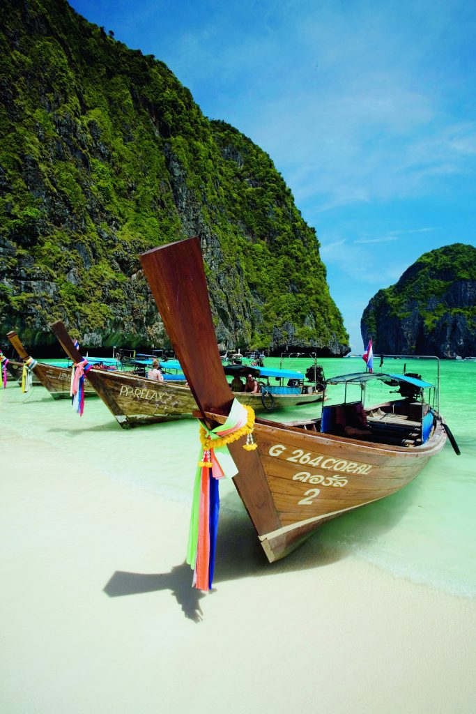 Top 10 far flung honeymoon destinations
