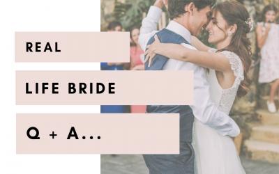 Real Life Bride | Laura + Alfonso