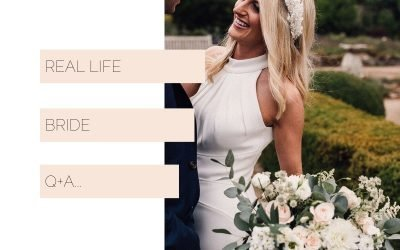 Real life bride Q+A   Jay