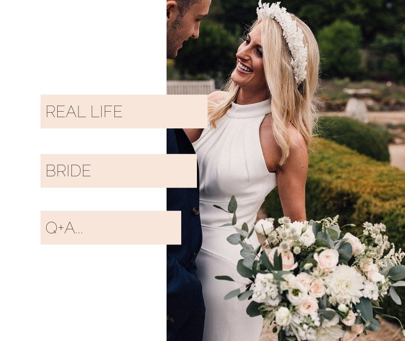 Real life bride Q+A | Jay