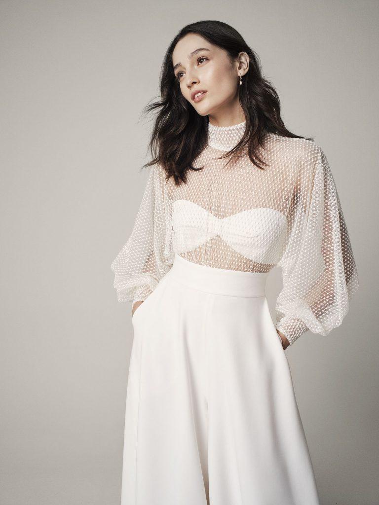 Micro Wedding jumpsuit