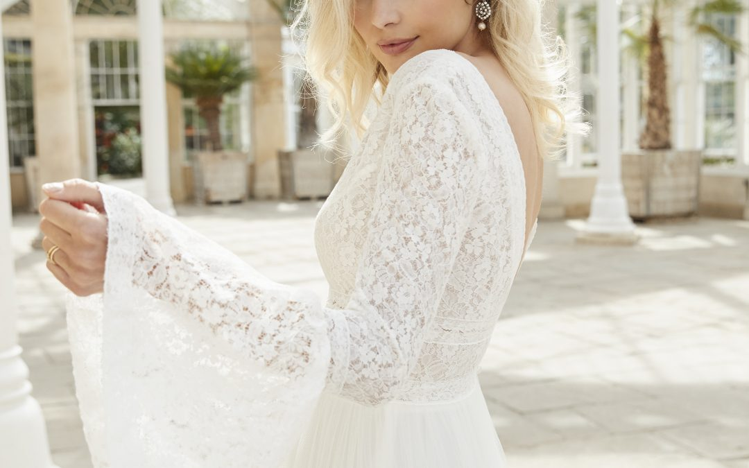 Sassi Holford | Designer Wedding Dress launch 10 th October