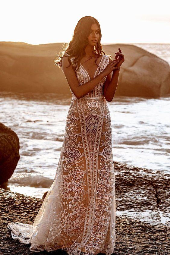 Cassidy wedding dress by Rish Bridal