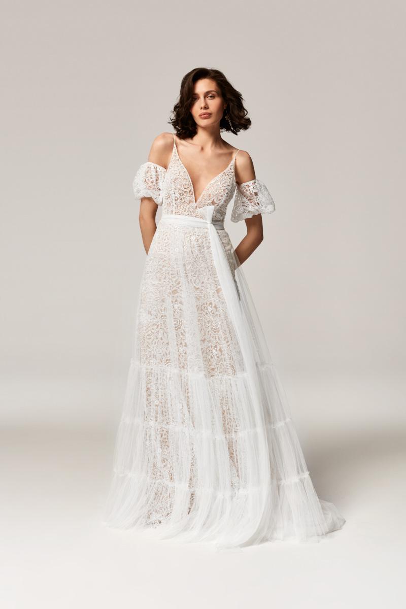 Wilma wedding dress by Anna Kara