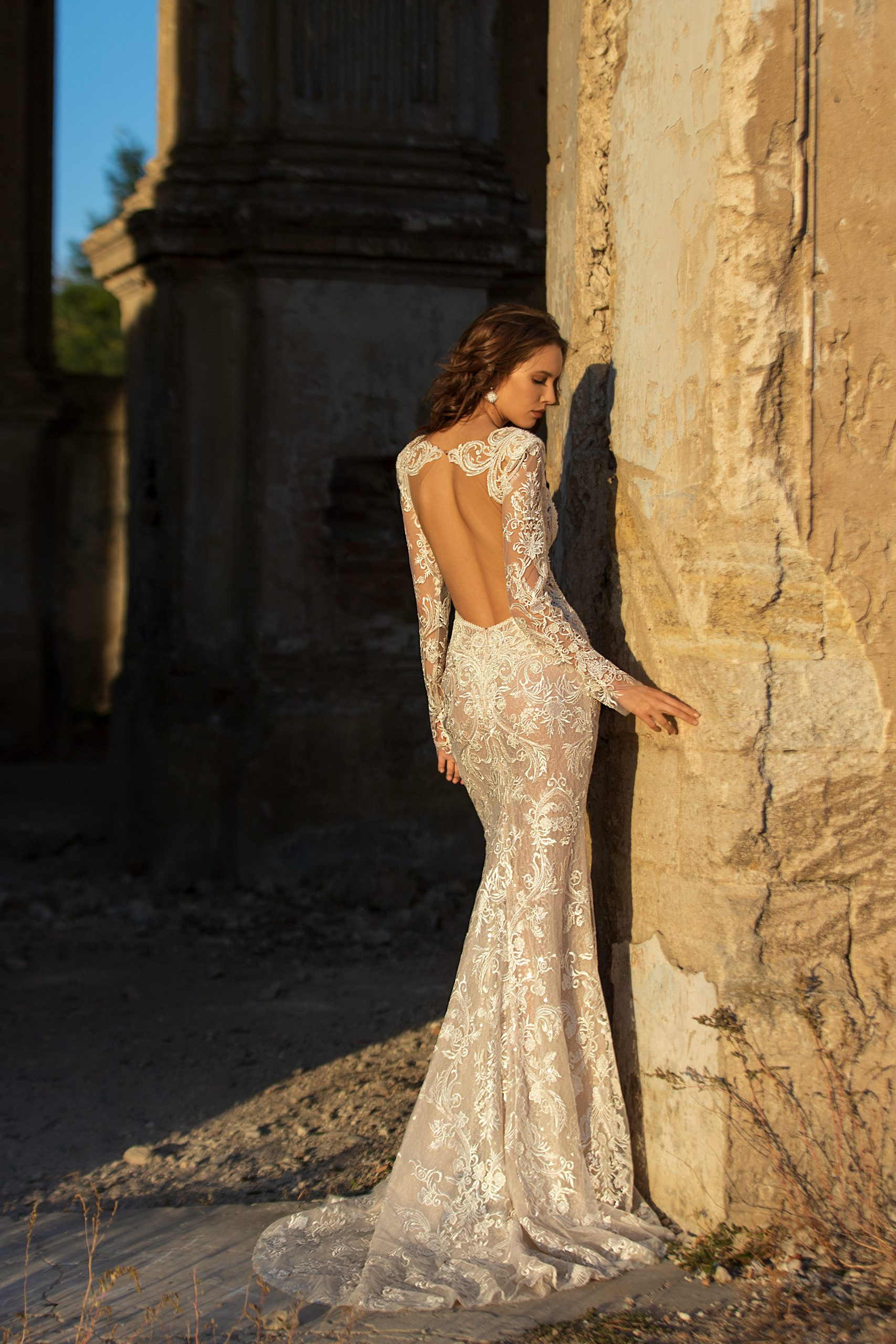 Georgina wedding dress by Eva Lendel