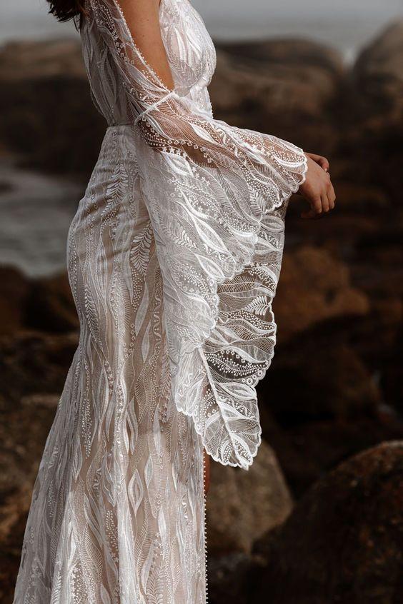 Rish Bridal wedding dress