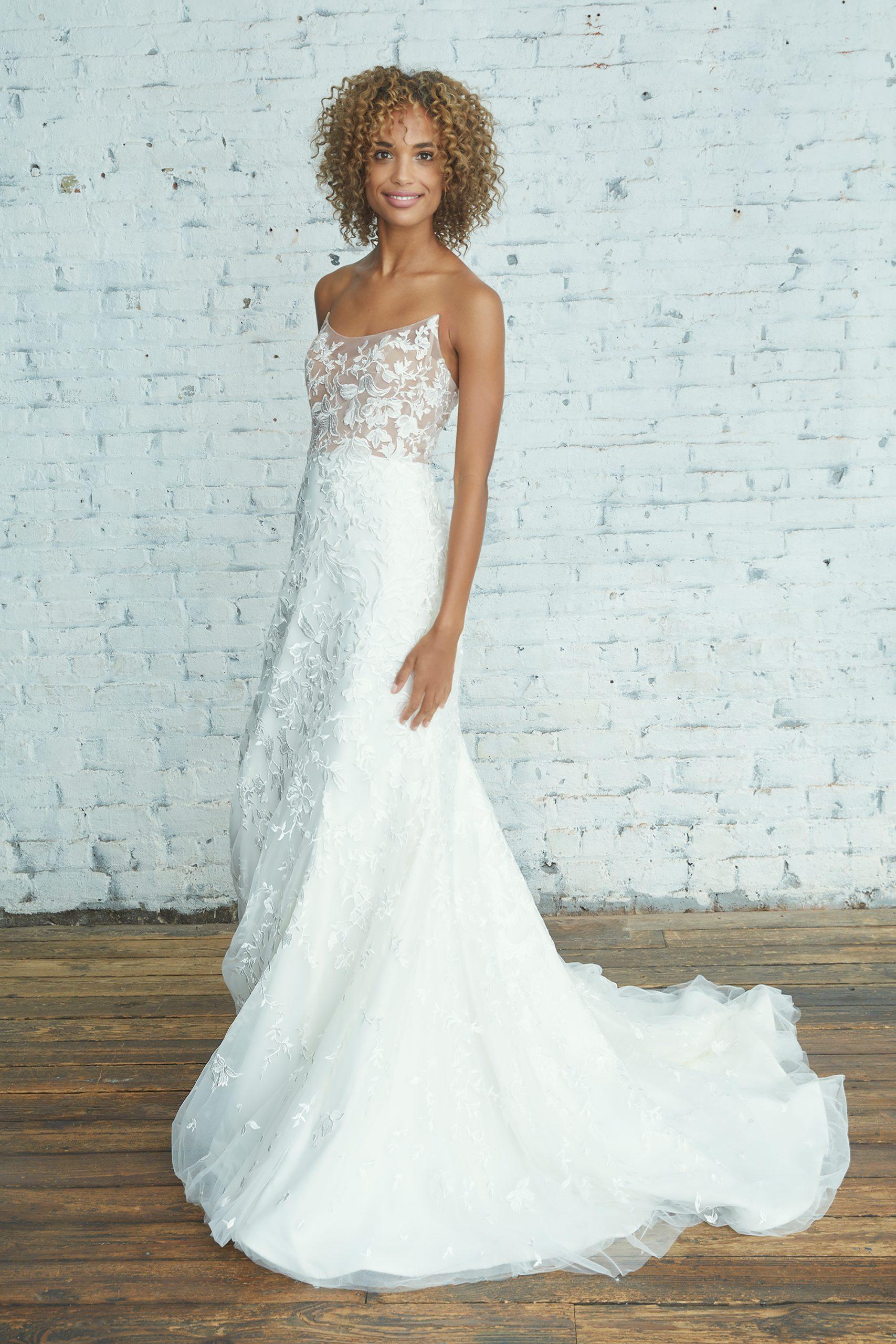 Lily wedding dress by Kelly Faetanini