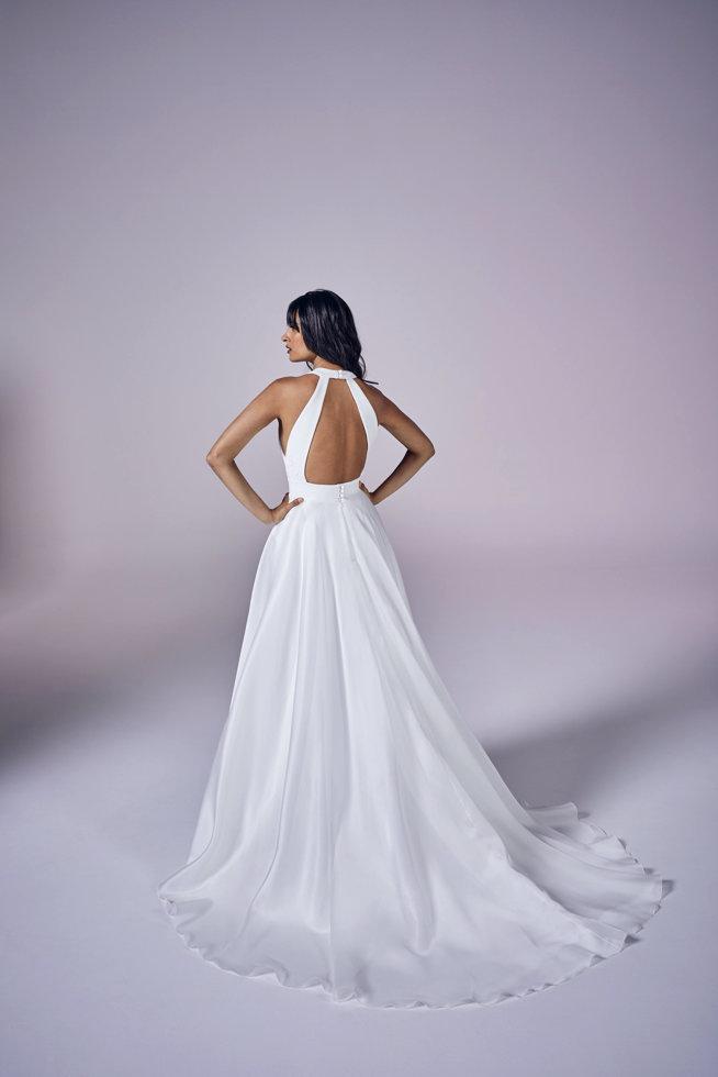 Astrid wedding dress by Suzanne Neville