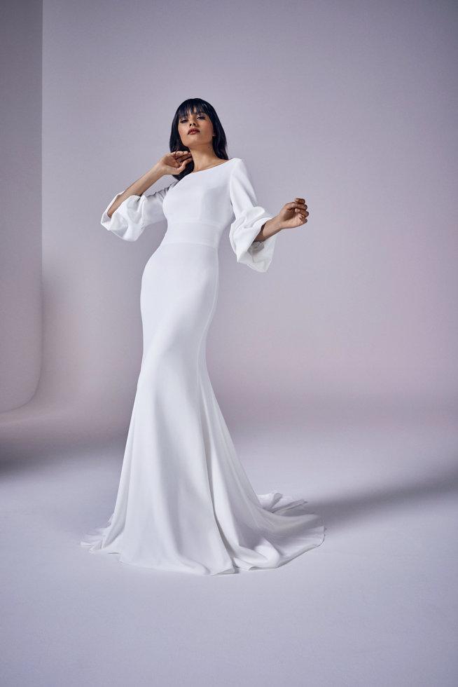 Elouise wedding dress by Suzanne Neville